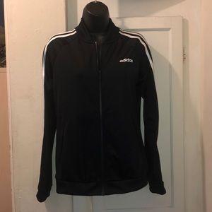 Adidas track jacket S